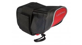 Lezyne Micro Caddy bolso para sillín tamaño M negro/rojo