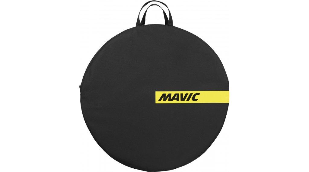 Mavic 公路赛车 车轮包 black/yellow