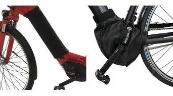 NC-17 E- vélo protection- set II noir