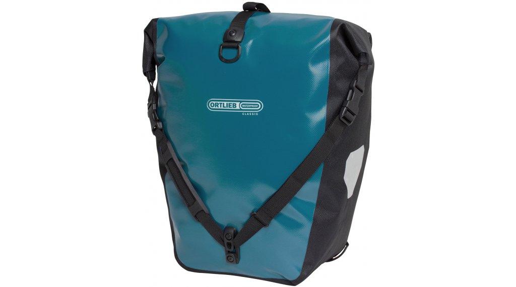 Ortlieb Back-Roller Classic Hinterradtaschen petrol/black