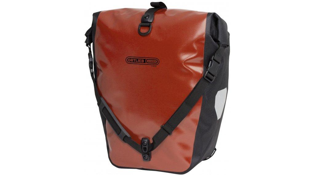 Ortlieb Back-Roller Free Hinterradtasche rust/black