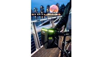 Ortlieb E-Glow handle bar pocket petrol