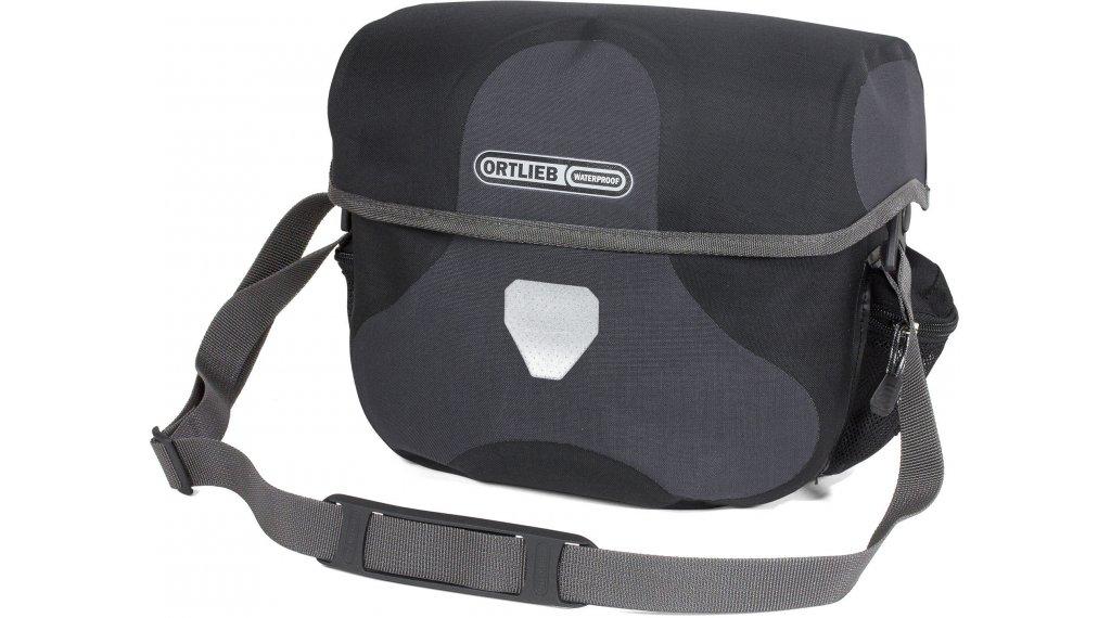 Ortlieb Ultimate Six Plus M Lenkertasche granite/black
