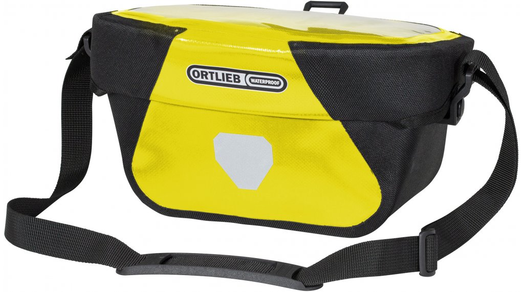 Ortlieb Ultimate Six Classic S Lenkertasche yellow/black