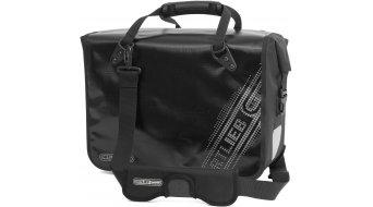 Ortlieb Office-Bag negron blanco bicicleta-portafolios QL2.1 L (Volumen:21L)