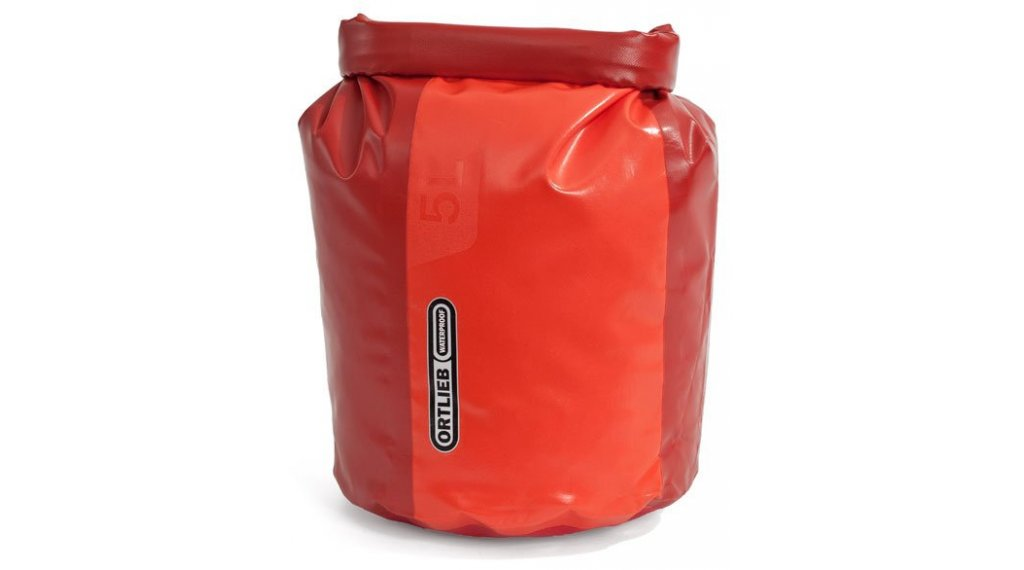 Ortlieb Dry Bag PD350 5L Packsack cranberry/signal red