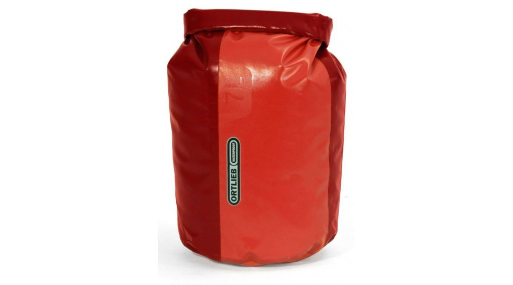 Ortlieb Dry Bag PD350 7L Packsack cranberry/signal red