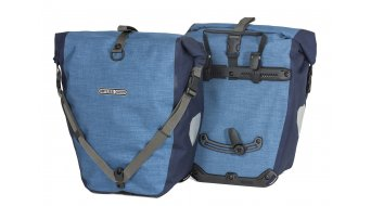 Ortlieb Back-Roller Plus Hinterradtaschen denim/steel blue