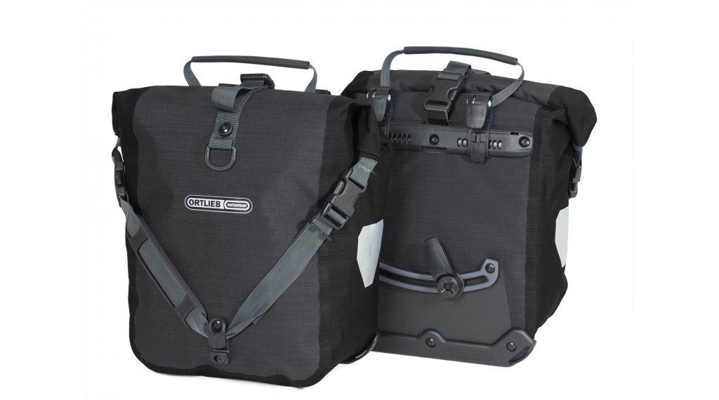 Ortlieb Sport-Roller Plus Vorder-/Hinterradtaschen granite/black