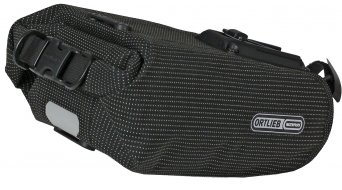 Ortlieb Saddle-Bag High Visibility borsa sottosella mis. L nero (volume :. L)