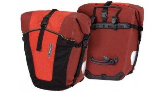 Ortlieb Back-Roller Pro Plus Hinterradtaschen signal red/dark chili