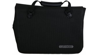 Ortlieb Office-Bag High Visibility bicicleta-portafolios QL3.1 tamaño L negro (Volumen: 21 Liter)