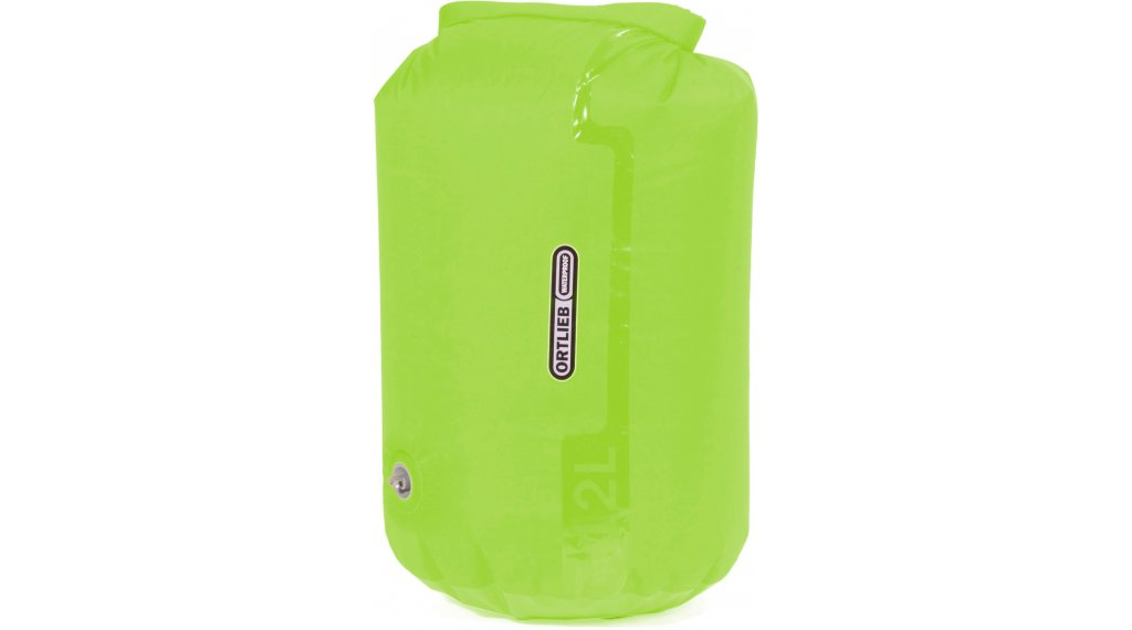 Ortlieb DryBag PS10 12L Packsack mit Ventil light green