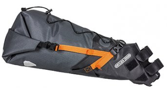 Ortlieb Seat Pack L Sattelrohrtasche Bikepacking slate (Volumen: 16.5 Liter)