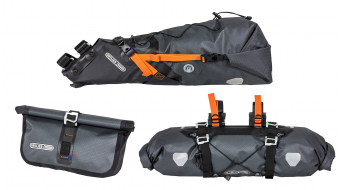 Ortlieb Bikepacking pockets- set large