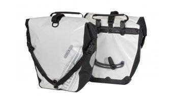 Ortlieb Back-Roller negron blanco Hinterradtaschen QL2.1 (Volumen:40L-par)