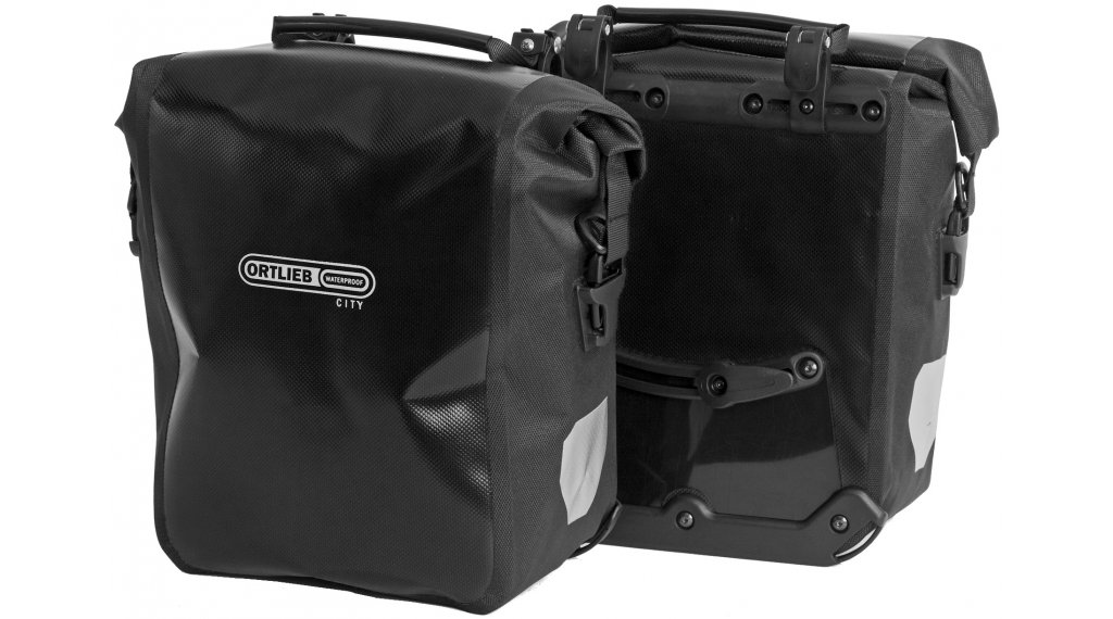 Ortlieb Sport-Roller City Fahrradtaschen black