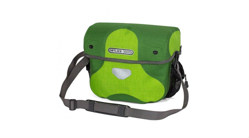 Ortlieb Ultimate6 Plus Lenkertasche Gr. M lime/moss green (Volumen: 7 Liter)