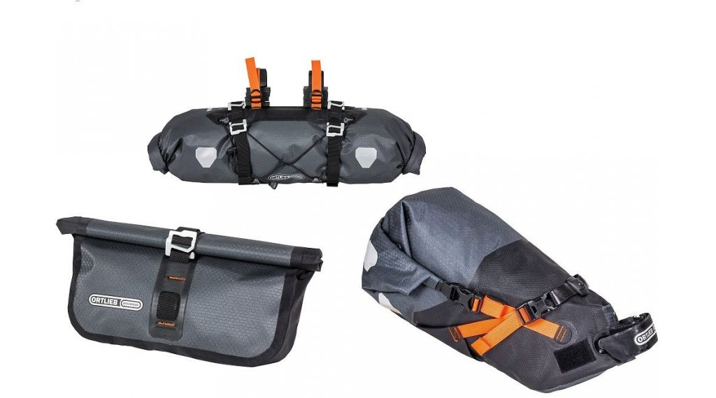 Bikepacking Medium Ortlieb Zakkentassen Bikepacking Set Ortlieb jAL35cRq4S