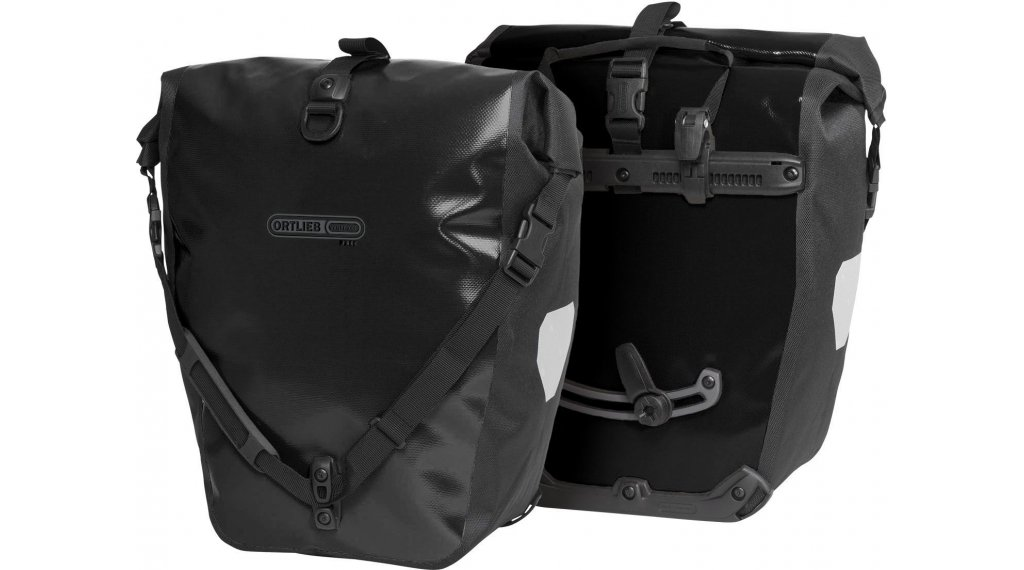 Ortlieb Back-Roller Free Hinterradtasche black