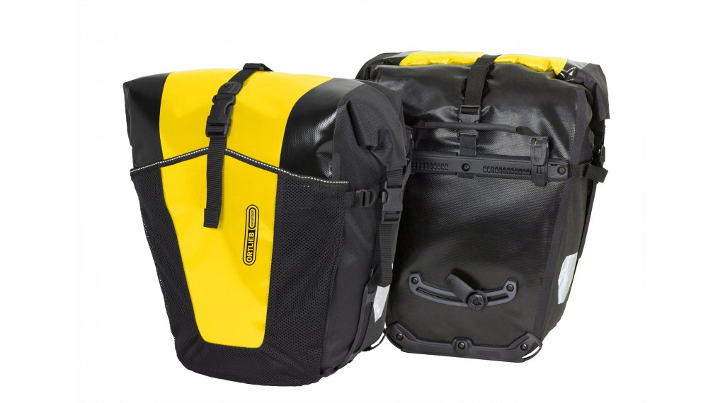 Ortlieb Back-Roller Pro Classic Hinterradtaschen yellow/black