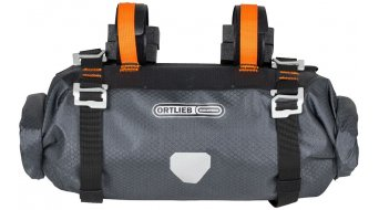 Ortlieb hand lebar Pack handle bar bag Bikepacking slate (capacity: Liter)
