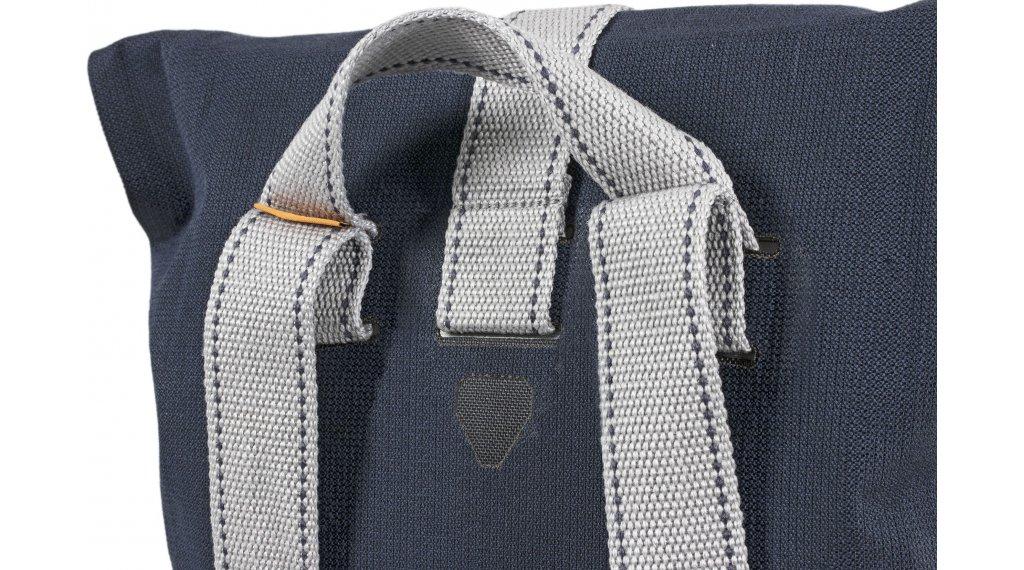 86091c6da4d Ortlieb Urban Daypack 15 backpack ink (capacity: 15 Liter)