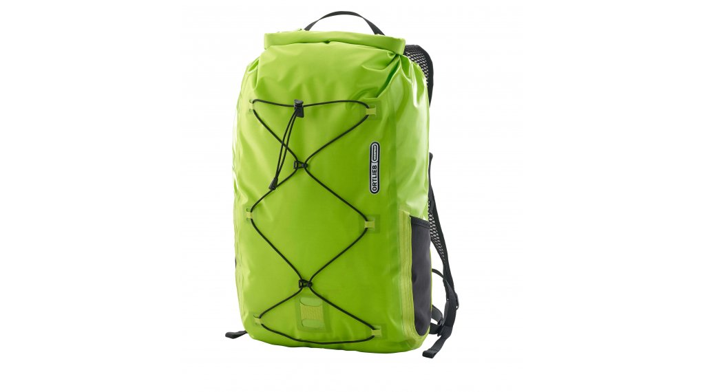 Ortlieb Light-Pack Two Rucksack lime