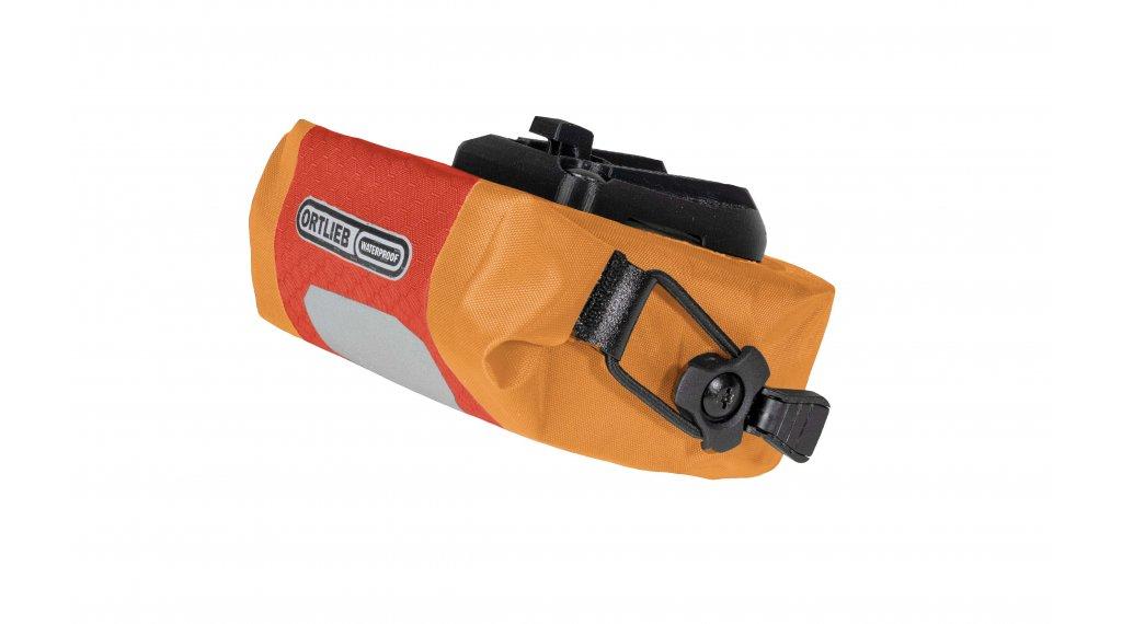 Ortlieb Micro Two bolso(-s) para sillín signalred/naranja (Volumen: 0.5 Liter)