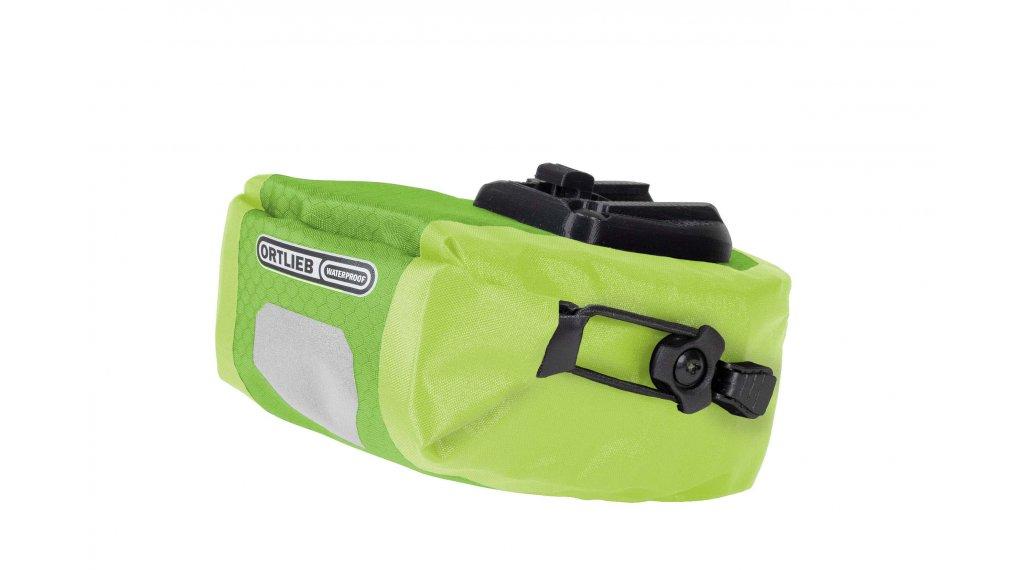 Ortlieb Micro Two bolso(-s) para sillín light verde/lime (Volumen: 0.8 Liter)