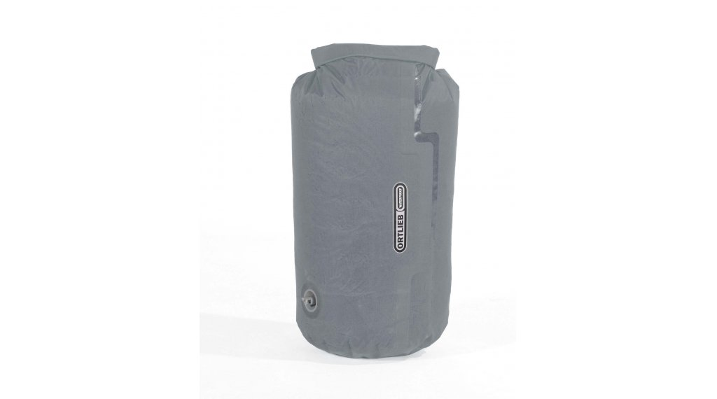 Ortlieb DryBag PS10 7L Packsack mit Ventil light grey