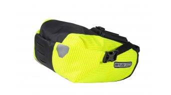 Ortlieb Saddle-Bag Two High Visibility saddle bag neon yellow/black reflex (capacity: 4.1 Liter)