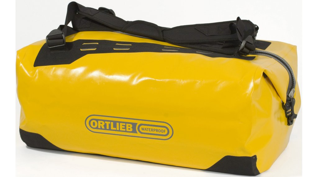 409bdd076e Ortlieb Duffle travel bag sun yellow black (capacity  60 Liter)