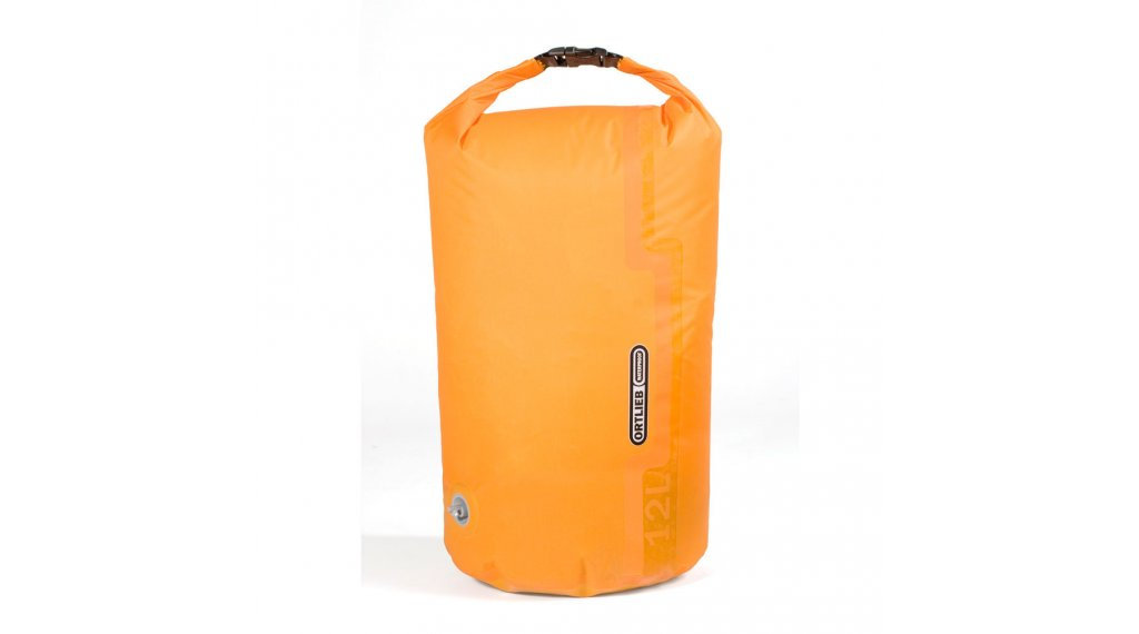 Ortlieb DryBag PS10 Valve 12L Packsack orange