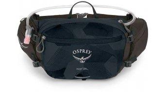 Osprey Seral 7 腰包 含有水袋