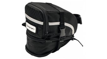 Procraft Jumbo II Satteltasche schwarz