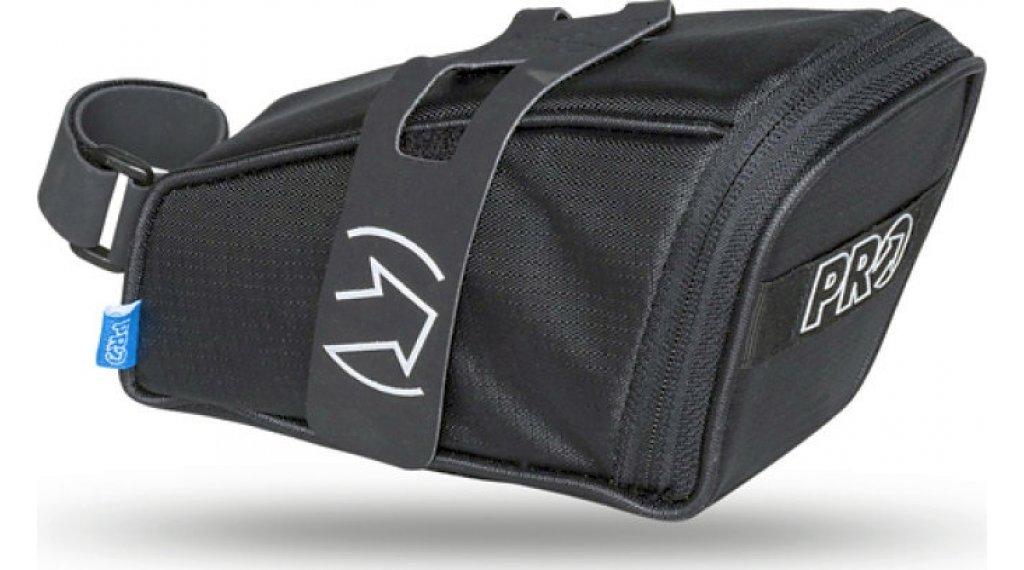 PRO Satteltasche Maxi 1,0 L Riemen-/Klett-System black