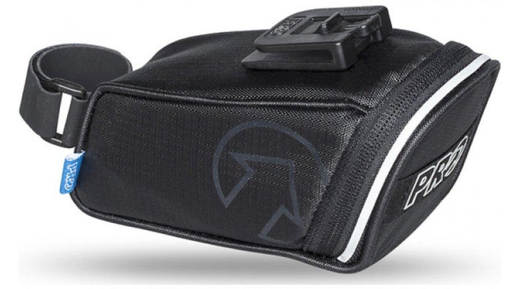 PRO Satteltasche Medi 0,6 L Klick-Halterung black