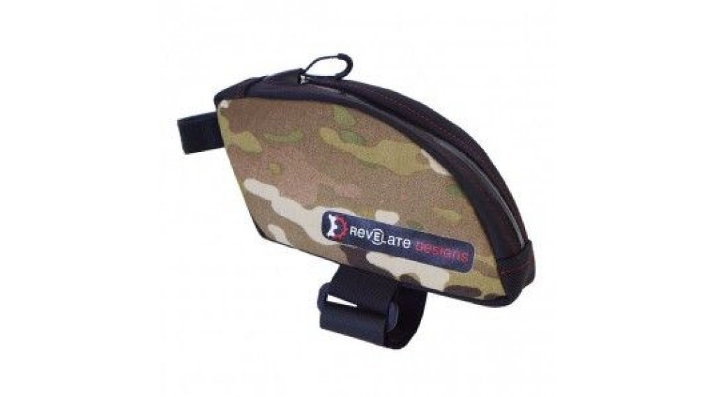 Revelate Designs Jerrycan Bent 上管包 multi camo