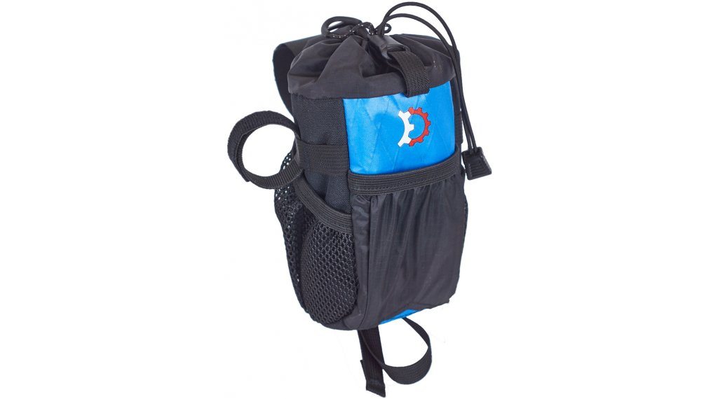 Revelate Designs Mountain Feedbag Lenkertasche blue