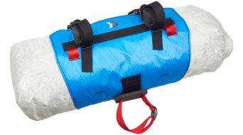 Revelate Designs Pronghorn Lenkertasche Gr. L blue/white