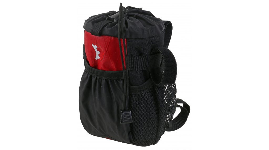 Revelate Designs Mountain Feedbag Lenkertasche red
