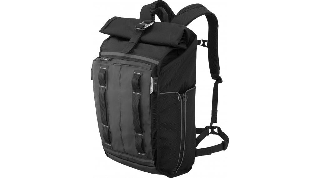 Shimano Tokyo Rucksack (23L-Packvolumen) black