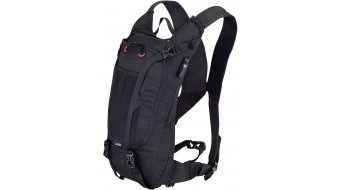 Shimano Unzen Enduro hátizsák 4 Liter-Volumen black (ivórendszer-kompatibilis)