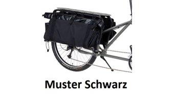 Surly Big Dummy Extracycle Cargo Kit, hasta 2013, negro/gris
