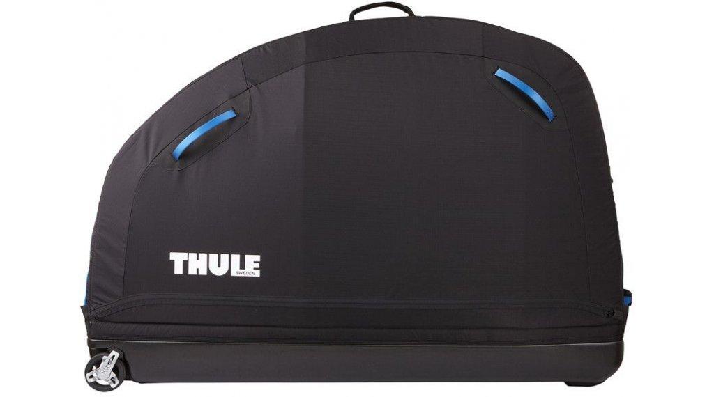 Thule Round Trip PRO XT Fahrradkoffer 有一体化的 安装架 black