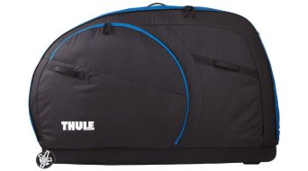 Thule Round Trip Traveler bike box with integrated mount black