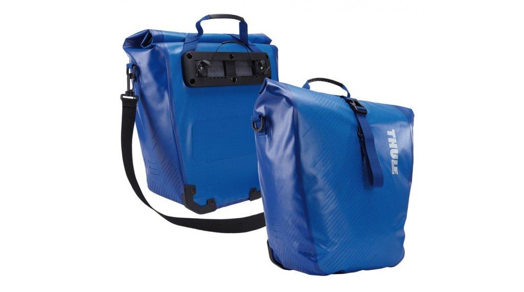 Thule Shield Pannier Fahrradtasche Paar Large (Volumen: 24 Liter) cobalt