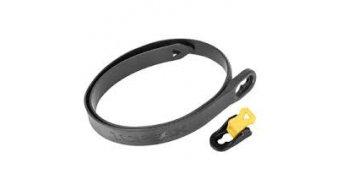 Topeak PakGo X bike Transportbox accessory/spare part bottom bracket-Halte tape + buckle