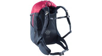 VAUDE Bike Alpin 24L Rucksack Damen crimson red